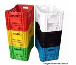 Plasticas, paleta de plásticos, cestinha para mercado