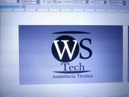 WS Tech Assistência Técnica em celulares e Micros