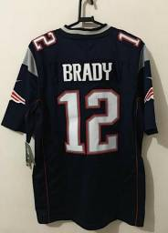 8cc94e86c0 Vendo Camiseta New England Patriots Tom Brady Pronta Entrega