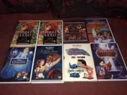 DVDs Raros Disney