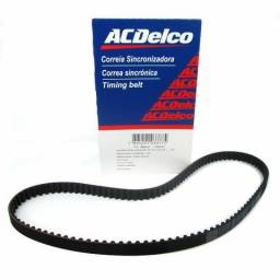 Correia dentada AC Delco para motor 1.0,1.4,1.8  *