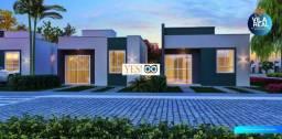 Casa 2/4 para Venda no Vila Real - 100% na laje - Tomba