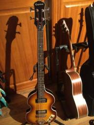 Baixo Epiphone viola Bass- Paul McCartney