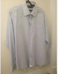Camisa Masculina M/l Makenji