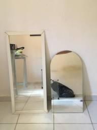 Kit dois espelhos