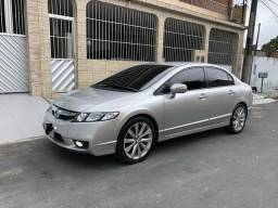 New civic Exs automático rodas 18 - 2008
