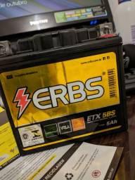 Bateria para Motos Zerada