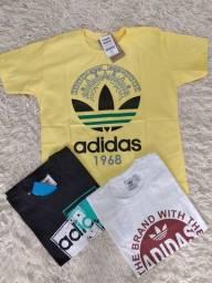 Camisetas diversas marcas só R$30,00