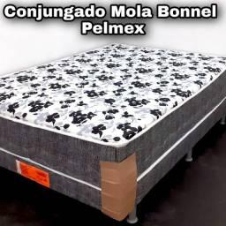 CAMA DE MOLAS PELMEX ENTREGA GRÁTIS