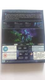 Vendo coleção avatar  BLU-RAY 170 aceito oferta