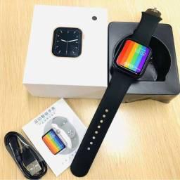 Smartwatch faz ligação (W26/Iwo 12)