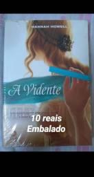 Livros a 10 e 15 reais