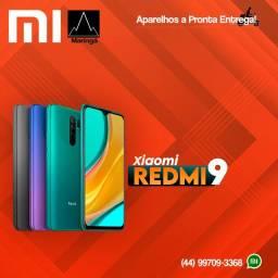 Redmi 9 32GB - Promoção a Todo Vapor! Só na Xiaomi Maringá!