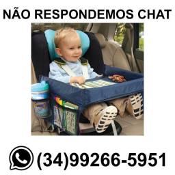 Entrega Grátis - Mesa de Atividade Infantil para Cadeirinha de Carro * Chame no Whats