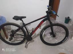 Bicicleta Houston aro 29,freio mecânico