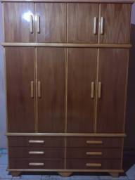 Guarda roupa madeira (TRIPLEX)
