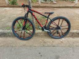 Bike gts M1 aro 29 nova