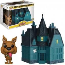 Funko Pop! Scooby-doo & Haunted Mansion (casa do Scooby) #01