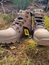 Boot Men Nude Caterpillar (EM PROMOÇÃO)