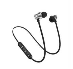 Fone De Ouvido Magnético Intra- Auricular Bluetooth