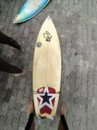 Prancha de surf modelo fish 6.0