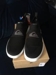 Tênis Quiksilver Amphibian Plus Slip On - novo na caixa - original com todas as etiquetas