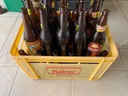 Doação Caixa/Grade de Cerveja com Vasilhames (casco)