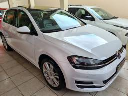 VW Golf Highline BlueMotion 1.4 TSI 2014 Único Dono