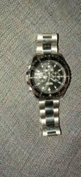 Relógio novinho faço jogo né anel de prata