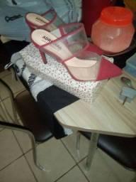 Vendo sandália número 36 perfeito estado