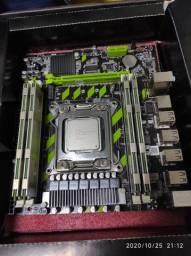 KIT LGA 2011/ X79/ CPU 2620 V2/ 16 GB DE RAM DDR 3