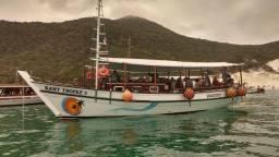 Barco tipo Saveiro