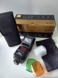 Flash Nikon SB - 5000