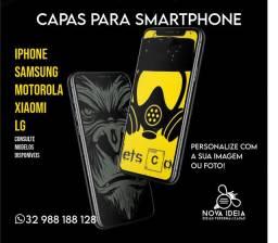 Capas para Celular/ Smartphone Personalizadas