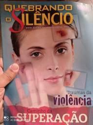 Revistas com temas diversos e interessantes para toda a família