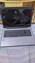 Notebook Lenovo i5 potente - troco em PS4, Xbox, tv