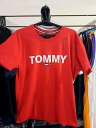 Camisa Malha Peruana 1° Linha TOMMY HILFIGER