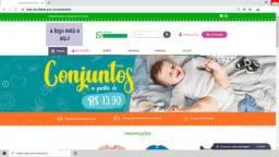 Torro loja virtual roupa infantil