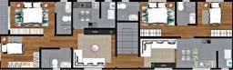 Apartamento com 2 dormitórios à venda, 60 m² por R$ 185.000,00 - Jardim Doutor Ottoni - Po