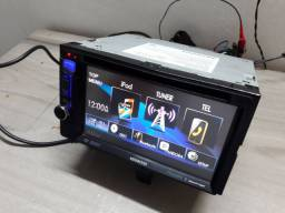 DVD KENWOOD DDX372BT USB, AUX E BLUETOOTH