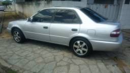 Corolla 2002 negociável