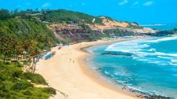 Bate e volta diario Praia de Pipa. Carro particular,grupo 4 pessoas