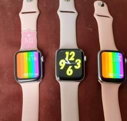 Smartwatch w26 relógio inteligente novo 44mm disponível