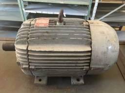 Motor Elétrico Trifásico 30cv 4 Polos 1750rpm 220/380v