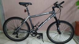 Bicicleta Mtb Khs Alite 300, aro 26 - Cinza grafite - Oportunidade