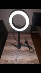 Luminária ring Light