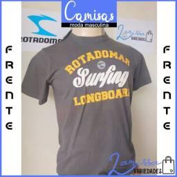 Camisa Diferenciada Rota do Mar Surfing (Produto Novo)