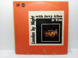 Lp Vinil Jerry Allen And Trio London By Night
