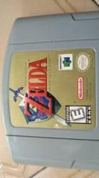 Nintendo 64 Jogo Zelda ocarina of time, usado comprar usado  São Paulo
