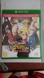 Naruto Ultimate Ninja Storm 4 Xbox One + Road to Boruto comprar usado  São Luís